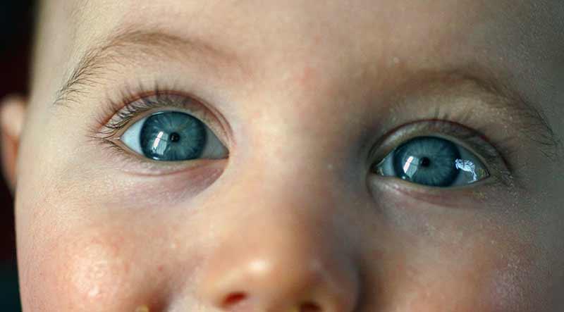 Bore oko očiju
