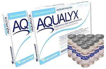 Topljenje masti preparatom Aqualyx